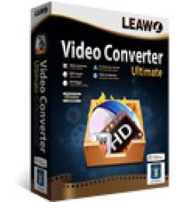Leawo Video Converter Ultimate Promo
