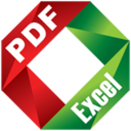 Lighten PDF to Excel Converter for Mac