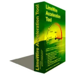 LimeWire Acceleration Tool 35% Promo Code