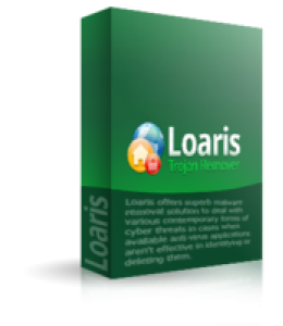 Loaris Trojan Remover (licence de vie)