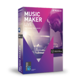 MAGIX Music Maker Live - Latest Version