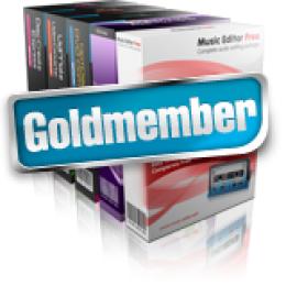 MEFMedia Goldmember (1 Year access subscription)