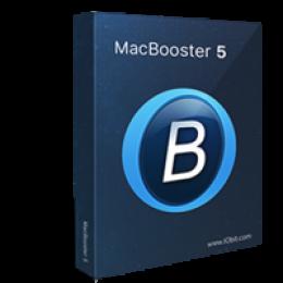 MacBooster 5 Premium (5 Macs)