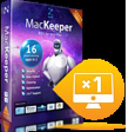 MacKeeper Basic - License for 1 Mac Promo Code