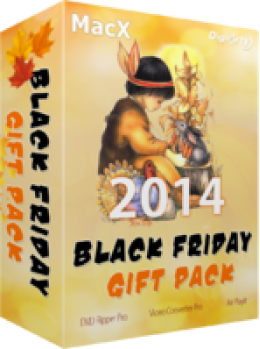 MacX Black Friday Gift Pack Discount Promo Code