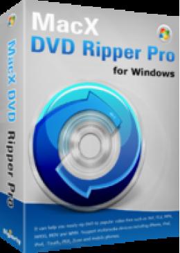 MacX DVD Ripper Pro for Windows (Lifetime License) Promo Code