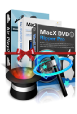 MacX Holiday Gift Pack (for Windows) Promo