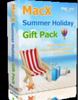 MacX Summer Holiday Gift Pack