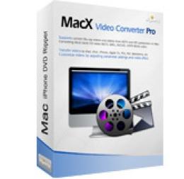 MacX Video Converter Pro (gratis Get iPhone Ripper) - Promotiecode