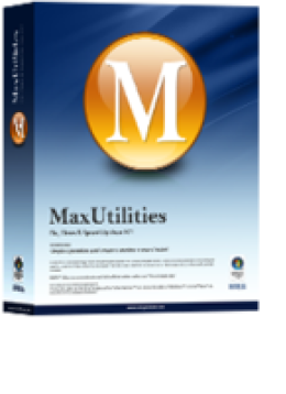 Free Max Utilities Pro - 2 PCs / 1 Year Coupon