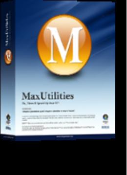Max Utilities Pro - 6 PCs / 1 Year