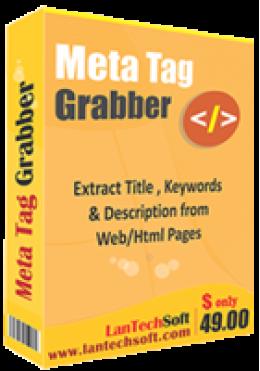 Meta Tag Grabber