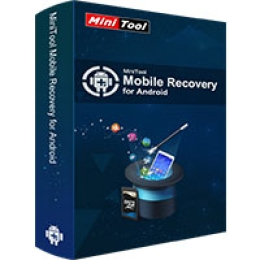 MiniTool Android Recovery gratis levenslange upgrade