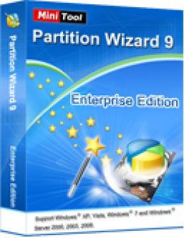 MiniTool Partitie Wizard Enterprise + Lifetime Upgrade