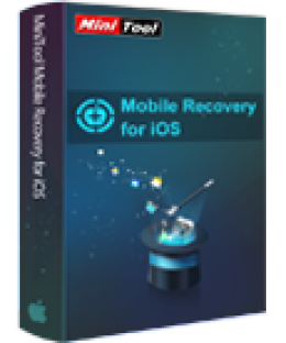 MiniTool iOS Mobile Recovery voor Mac 1.4