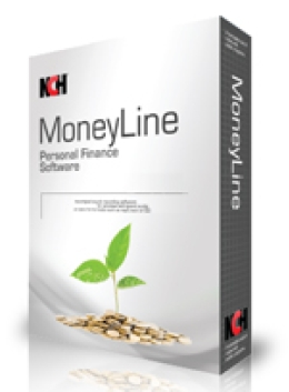 Special 30% Promotional Code for MoneyLine Personal Finance Software