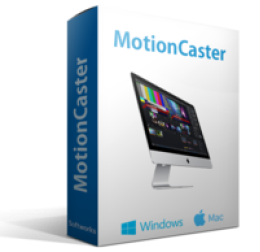 MotionCaster Accueil - Win