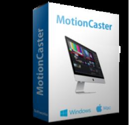 MotionCaster Pro (1 Month) - Win