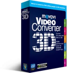 Movavi 3D Video Converter Personal