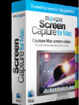 Movavi Screen Capture for Mac Personal Promo Coupon Code