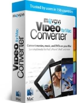 Movavi Video Converter für Mac Geschäft