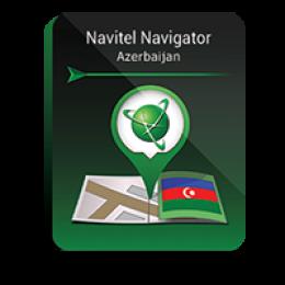 Navitel Navigator. Azerbaijan Win Ce