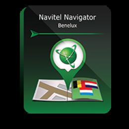 Navitel Navigator. Benelux Win Ce