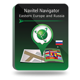 Navitel Navigator. Eastern Europe and Russia Win Ce