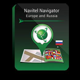 Navitel Navigator. Europe and Russia Win Ce