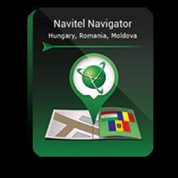 Navitel Navigator. Hungary Romania Moldova Win Ce