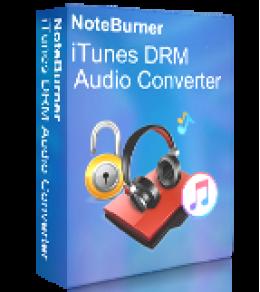 Noteburner iTunes DRM Audio Converter für Windows