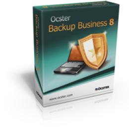 Ocster Backup Business 8 Upgrade for 3 PCs