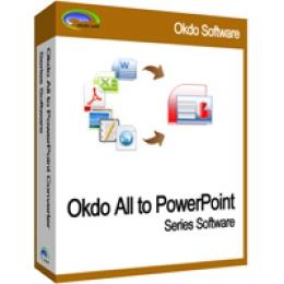 Okdo Txt Rtf to PowerPoint Converter