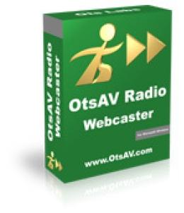 OtsAV Radio Webcaster