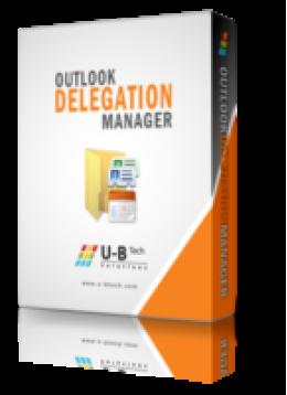 Outlook Delegation Manager - Enterprise Edition