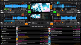 PCDJ DEX 3 (software di mixaggio audio video e karaoke per Windows / MAC)