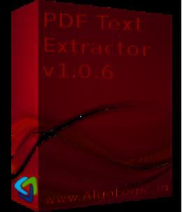 PDF Text Extractor