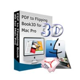 PDF zu Flipping Book 3D für Mac Pro