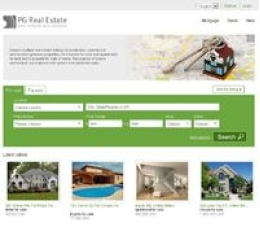 PG Real Estate Basic package (All modules)