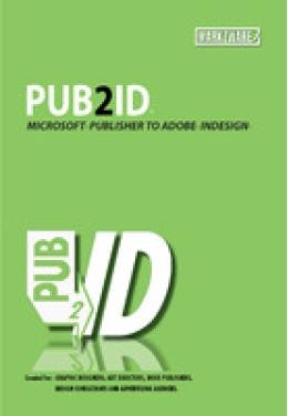 PUB2ID (para InDesign CS6) Win (no compatible)