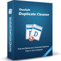 QuuSoft Duplicate Cleaner