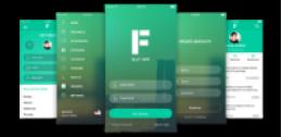 React Native Flat App Theme