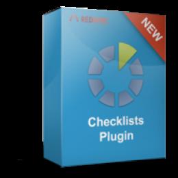 Redmine Checklists plugin