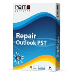 Remo Repair Outlook (PST)
