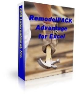 RemodelPACK Vorteil für Excel