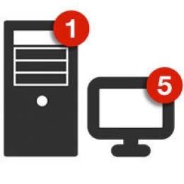 Retrospect Desktop v.12 for Windows
