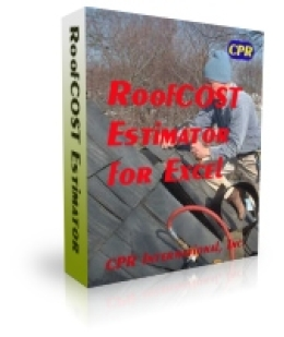 RoofCOST Estimator for Excel