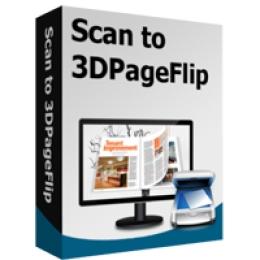 Numériser vers 3DPageFlip