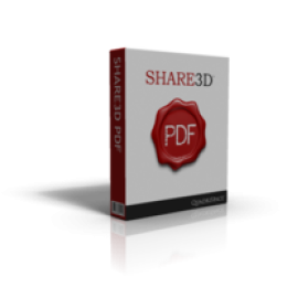 Share3D PDF (SU) Promo Code Offer
