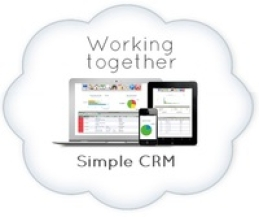 Simple CRM : Pack 2 - 2 to 5 users